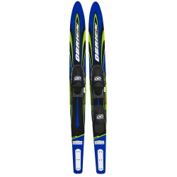 O'Brien Traditional Combo Water Skis with 475 Binding (68-inch)