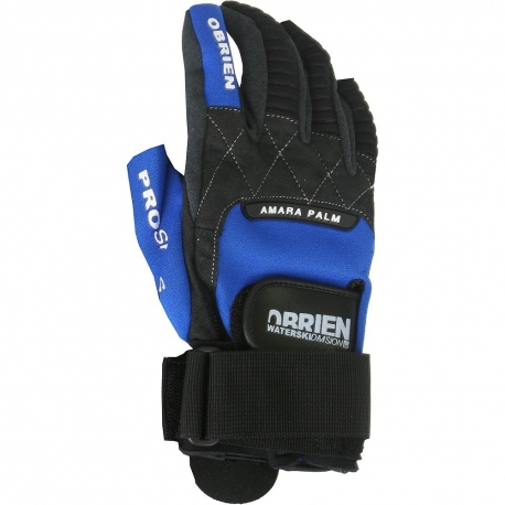O'Brien Pro Skin 3/4 Waterski Gloves