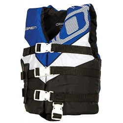 O'brien 3 Buckle Nylon Child Vest (30-50 lbs)