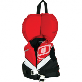 O'Brien Infant Nylon Vest Red