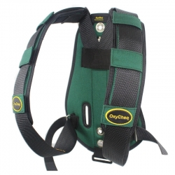 Ref: OX OWB-03-05BK - Shoulder Harness Pads