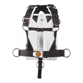 Back Plate Stainless Steel / Harness