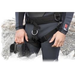 3 Point Crotch Strap