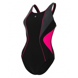 Ref: AS SW1210611- swimsuit Chelsea red/black