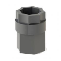 Ref: KKS RDS-17200 - coupler Tie up nut ( spanner)