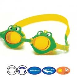 Goggle Kid Crocodile