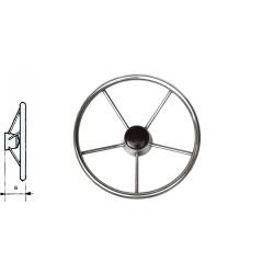 -Ref: HR STW0104 - Wheel 5 Spokes Stainless Steel